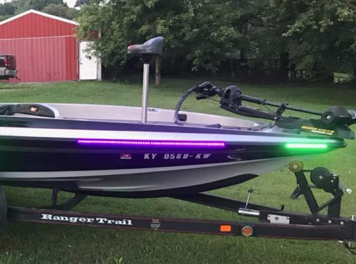 Green Blob Outdoors 5% It is very popular OFF Pimp My Boat LED Lighting with Kit Deck