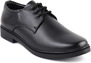 XY HUGO Leather Formal Shoes, Leather Office Shoe, Collage Shoe, Oxford Shoe, 100 Percent Genuine Leather Shoe for Mens