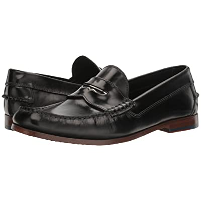Donald J Pliner Natale (Black) Men