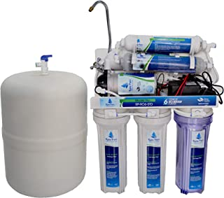Water Purifier for Drinking - 6 Stages Reverse Osmosis(RO) Filter - With Installation & 1 year warranty