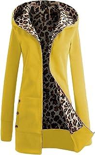 ملابس خروج دافئة للسيدات من SportsXX بسحاب سميك مقاس كبير