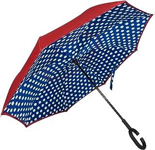 a8d2d430be Golden Lemur Paraguas Invertido. Paraguas Originales Mujer y Hombre de  Colores. Grande, para