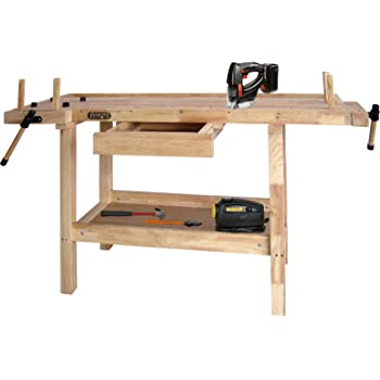 Sealey Ap1520 Woodworking Bench 1 52mtr Amazon Co Uk Diy Tools