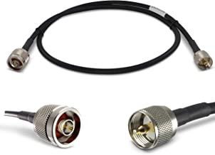 Best cb radio coax cable Reviews
