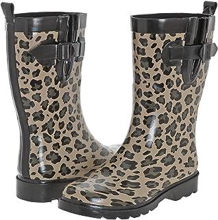 Best capelli rain boots leopard Reviews