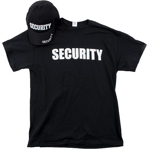 Security Guard Uniform  Amazon.com 5f9b71157