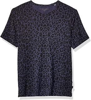 star print t shirt mens