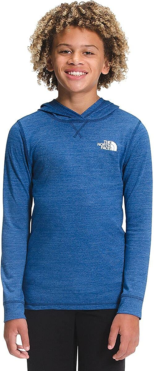 The North Face Boys' Elevate Tri-Blend Hoodie