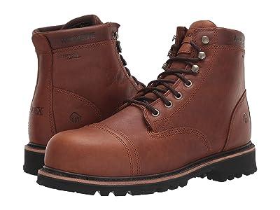 Wolverine Journeyman CarbonMAX 6 Boot (Brown) Men