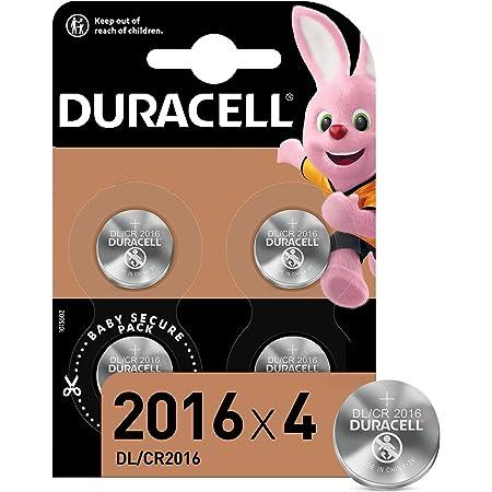 Duracell Specialty 2016 Lithium Knopfzelle 3 V Elektronik