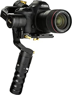 Ikan Beholder 3-Axis Gimbal Stabilizer with Encoders for DSLR and Mirrorless Cameras, Black (EC1) (Renewed)