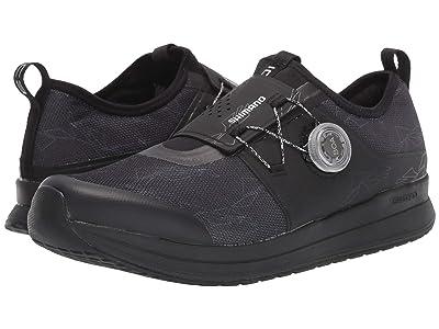 Shimano IC3 Indoor Cycling Shoe (Black) Women