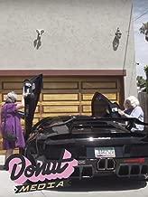 Two Grandmas pull out in a Lamborghini