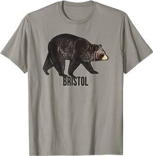 Bristol, Vermont Black Bear T-Shirt