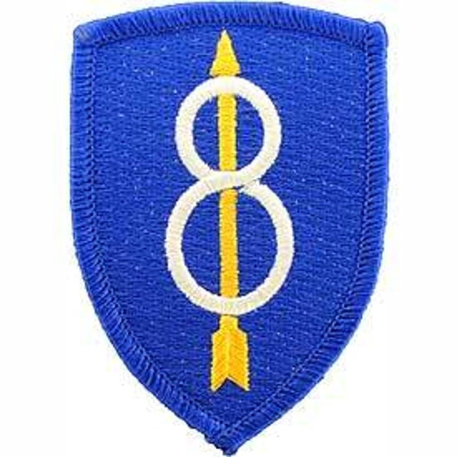 しなければならない変形首謀者EagleEmblems pm3740?patch-army、008th Inf。Div。(3?