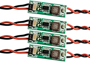 Wolfwhoop PW-D Control Buck Converter 6-24V to 5V 1.5A Step-Down Regulator Module Power Inverter Volt Stabilizer