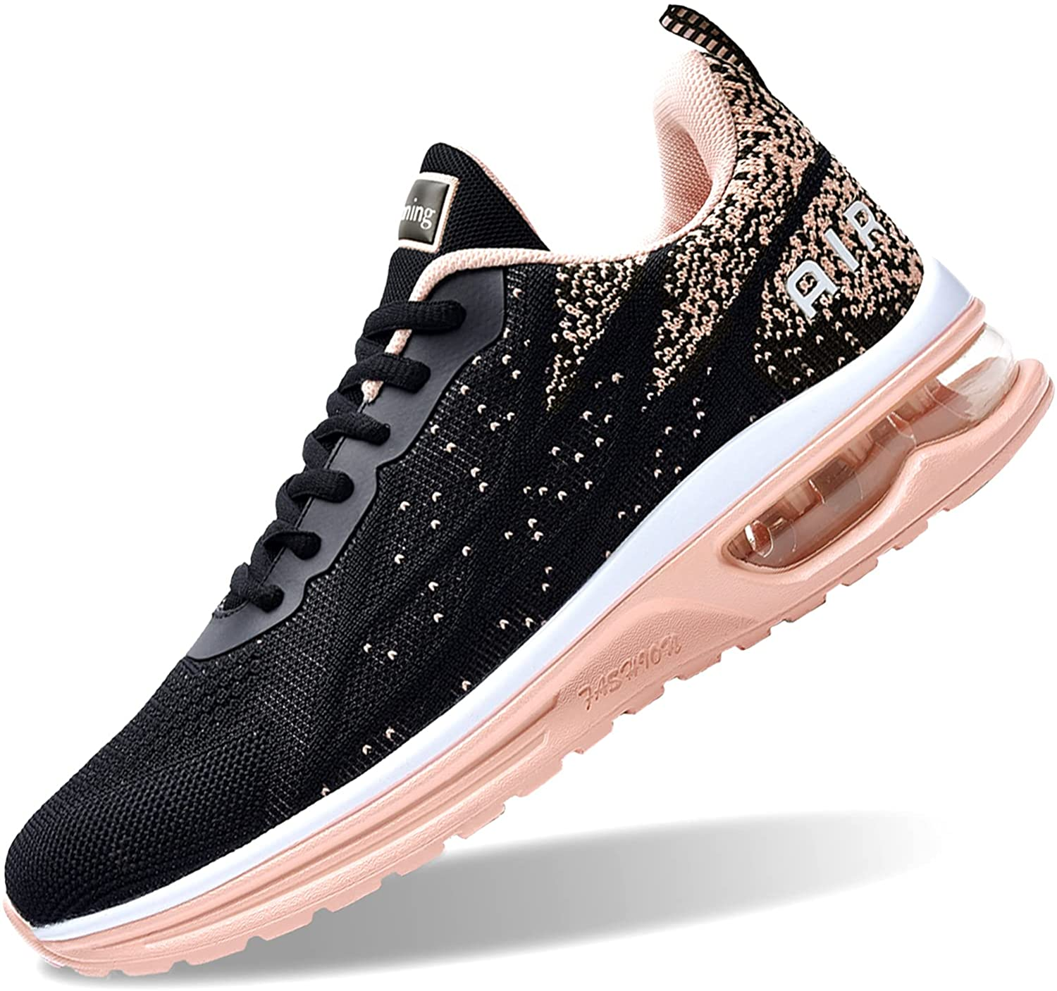 GOOBON Air Shoes Spring new work for Online limited product Women Tennis Athletic Sports Workout Gym Ru