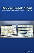 Biblical Greek Chart: Minimize Memorization Through Similarity Recognition (Eric Louw Biblical Language Charts)