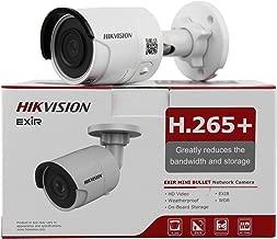 HIKVISION DS-2CD2085FWD-I 8MP IP Camera(12 VDC & PoE IP67 30m IR Built-in SD Slot H.265 3D DNR Motion Detection)