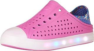 Skechers Unisex-Child Foamies Guzman Flash-Fancy Free Water Shoe