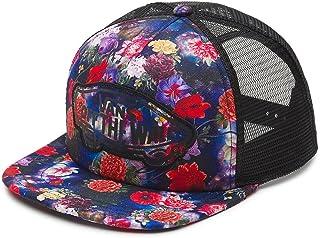 Vans Off The Wall Women's Beach Girl Novelty Trucker Snapback Hat Cap - Galaxy Floral
