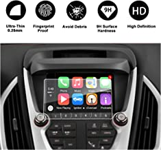 2014-2017 GMC Terrain 7-Inch INTELLILINK Car Navigation,GMC Infotaintment System RUIYA HD Clear TEMPERED GLASS Screen Protective Film - coolthings.us