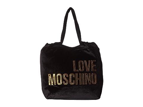 LOVE Moschino Large Logo Tote Bag