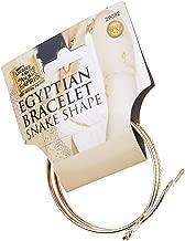 Smiffy's Women's Egyptian Bracelet Snake Design