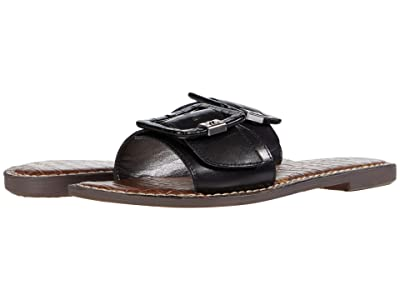 Sam Edelman Granada (Black Smooth Nappa Leather) Women