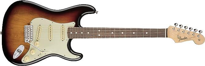 Fender American Original '60s Stratocaster RW 3-Color Sunburst w/Hardshell Case