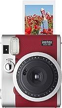 Fujifilm Instax Mini 90 Neo Classic Camera, Instant Film Camera, USA - Red