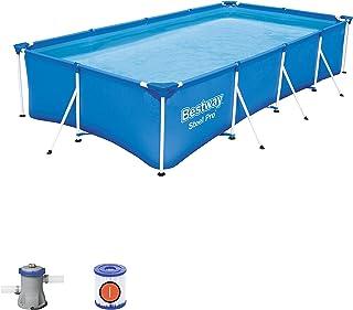 Bestway Pool Set Steel Pro 400X211X81Cm