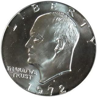 Best eisenhower uncirculated silver dollar 1972 Reviews