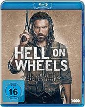 Hell On Wheels - Staffel 2 [Alemania] [Blu-ray]