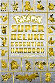 Super Deluxe Essential Handbook Ultimate Collector's Edition Pokémón: 2021 Book 2