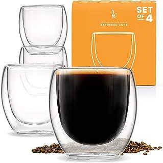 insulated espresso cups