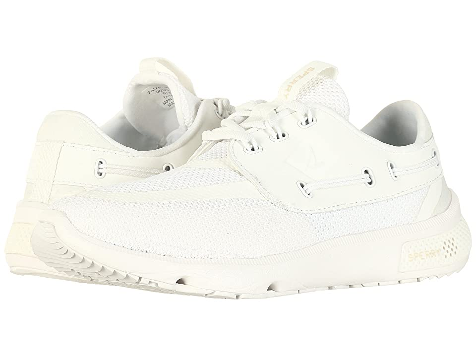 Sperry 7 Seas 3-Eye (White) Women