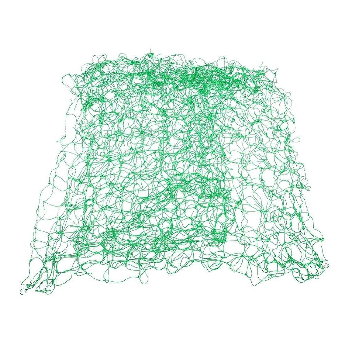 火星イブニング新着2.2 mm サッカーネット サッカーゴール フットボールゴールストラップ 耐摩耗性 練習用 グリーン