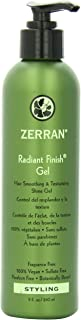 Zerran Radiant Finish Hair Gel, 8 Ounce