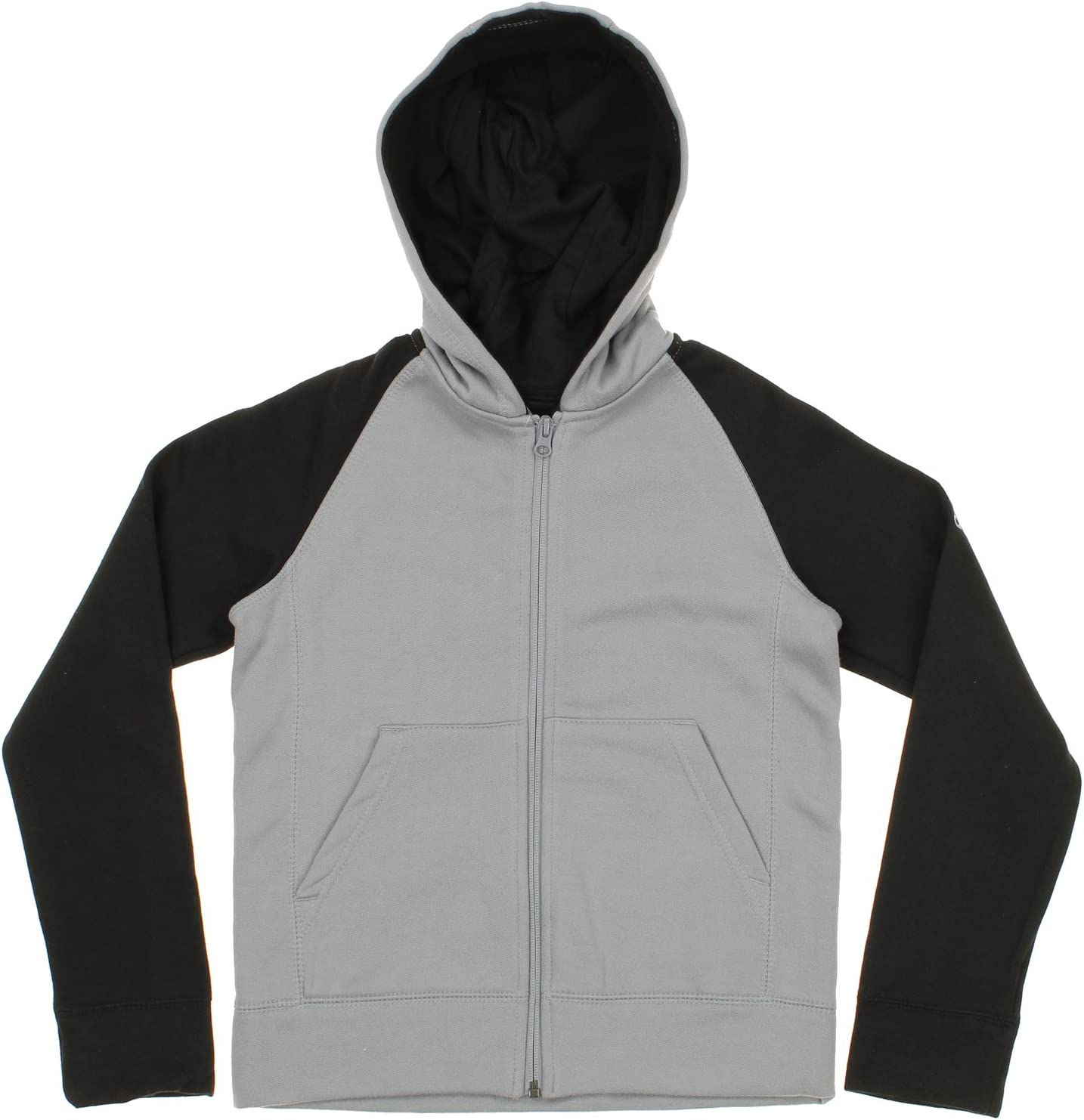 adidas Youth Boy's Full-Zip Contrast Option Translated wholesale Sleeve Color Hoodie
