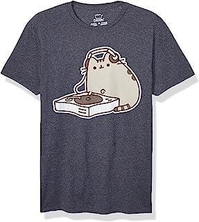 Pusheen Men's Dj T-Shirt