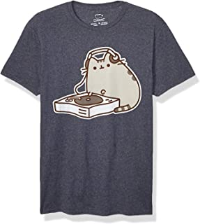 Pusheen Men's Dj T-Shirt