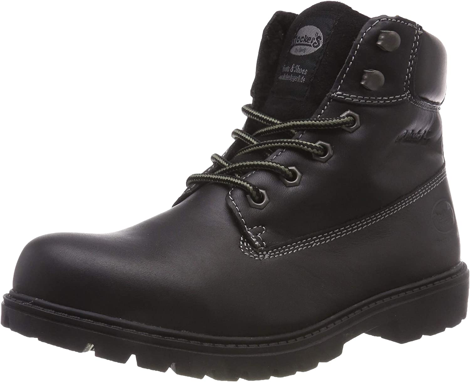 Dockers by Gerli Men's 19pa140 Combat Boots