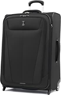 "Travelpro Luggage Maxlite 5 26"" Lightweight Expandable Rollaboard Suitcase, Black"