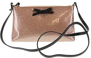 Kate Spade Mavis Street Amy Crossbody Purse Shoulder Bag in Rosegold (799)