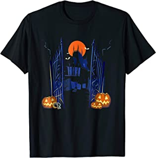 Enter the Haunted Mansion Scary Halloween T-Shirt