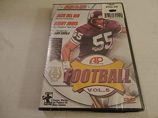 Ap Sports Jack Del Rio Football DVD