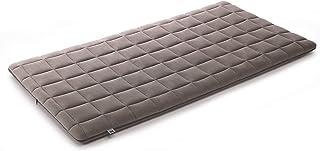 エアウィーヴ 四季布団 シングル 1-202011-1 敷き布団 厚さ約8㎝ 通気性抜群 両面仕様 リバーシブル仕様 水洗い可能 高反発 体圧分散