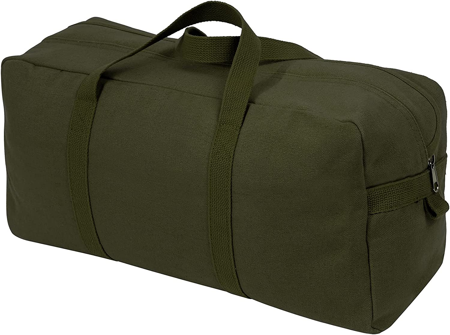 Rothco Canvas Tanker Style Tool It Some reservation is very popular Drab Olive Bag -