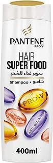 Pantene Super Food Shampoo with Antioxidants and Lipids, 400ml